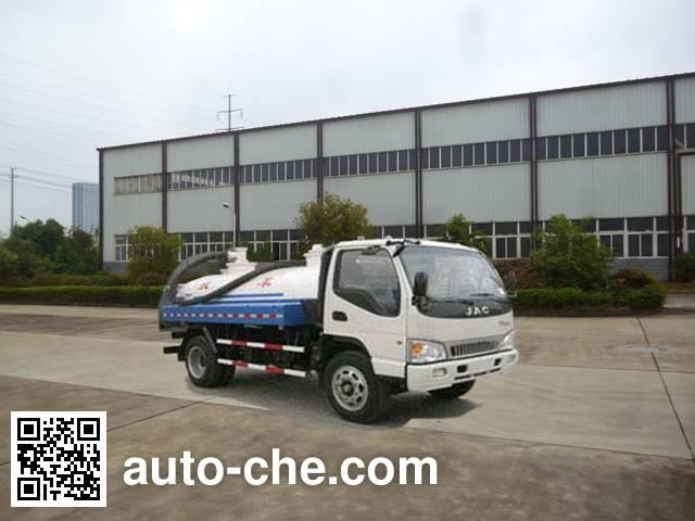Shihuan HHJ5101GXE suction truck