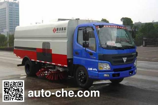 恒润牌HHR5060TSL4FT扫路车
