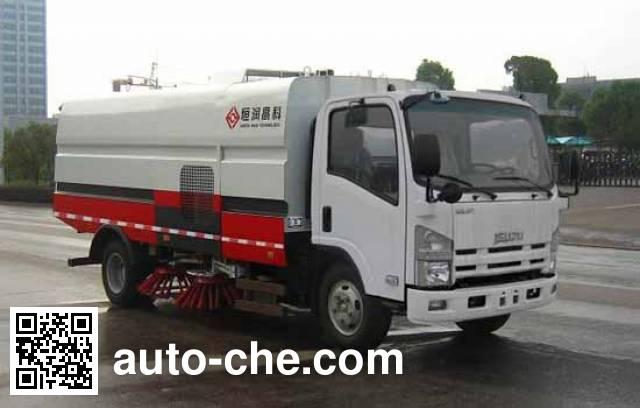 Heron HHR5100TSL4QL street sweeper truck