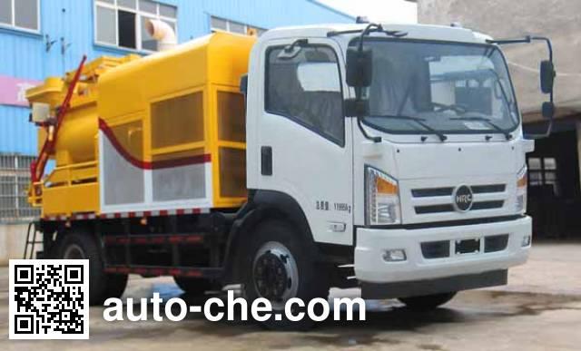 Heron HHR5120THB4HQ truck mounted concrete pump