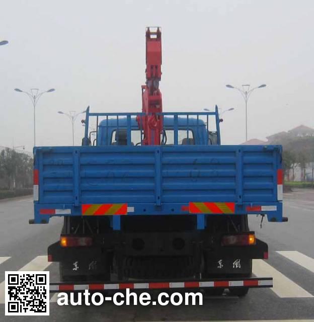 恒润牌HHR5160JSQ3EQ随车起重运输车
