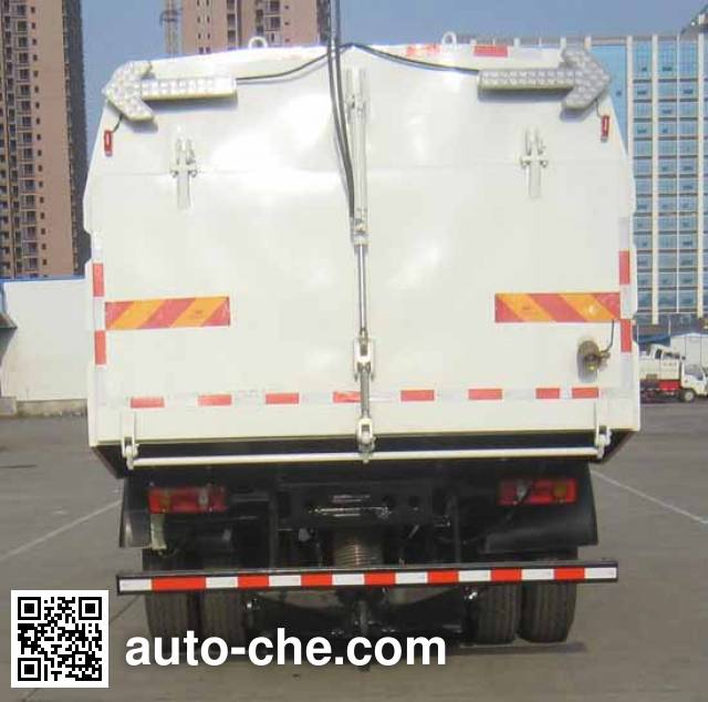 Heron HHR5160TSL4HQ street sweeper truck