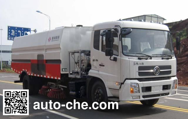 Heron HHR5160TSLNG5EQ street sweeper truck