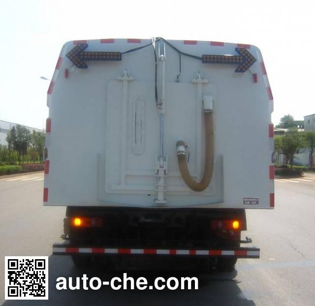 Heron HHR5160TXS4DF street sweeper truck