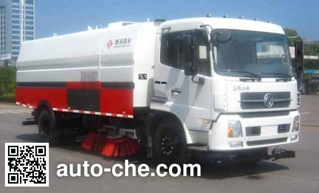 恒润牌HHR5160TXS4DF洗扫车