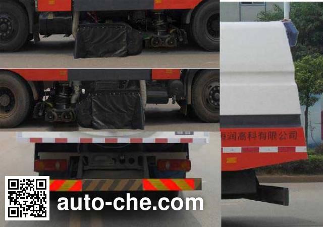 Heron HHR5161TSL4DF street sweeper truck