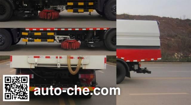 Heron HHR5161TXS4EQ street sweeper truck