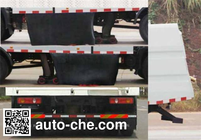 Heron HHR5162TSL3DF street sweeper truck