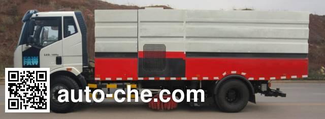 Heron HHR5162TXS4JF street sweeper truck