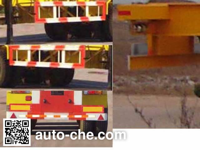 Zhengkang Hongtai HHT9361TJZ container transport trailer