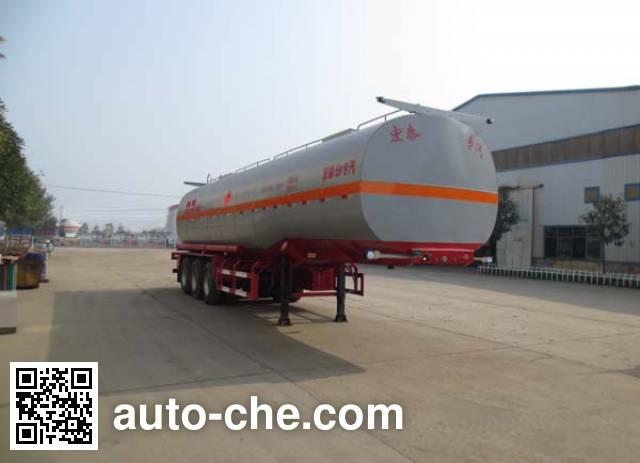 Zhengkang Hongtai HHT9400GLY liquid asphalt transport tank trailer