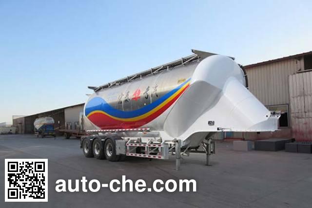 正康宏泰牌HHT9401GFLA铝合金中密度粉粒物料运输半挂车