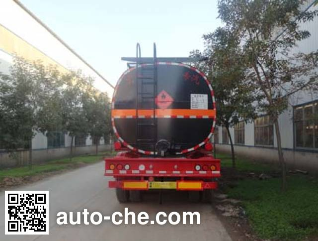 Zhengkang Hongtai HHT9401GLY liquid asphalt transport tank trailer