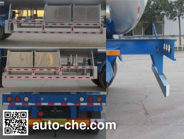 Zhengkang Hongtai HHT9401GYQ liquefied gas tank trailer