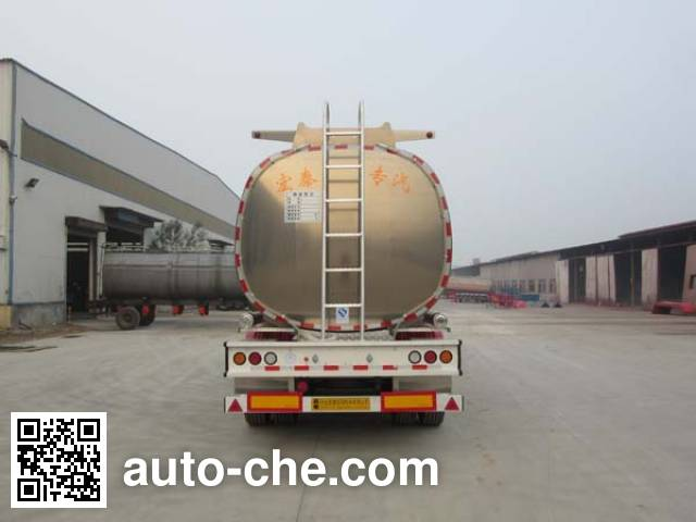 Zhengkang Hongtai HHT9402GRH lubricating oil tank trailer