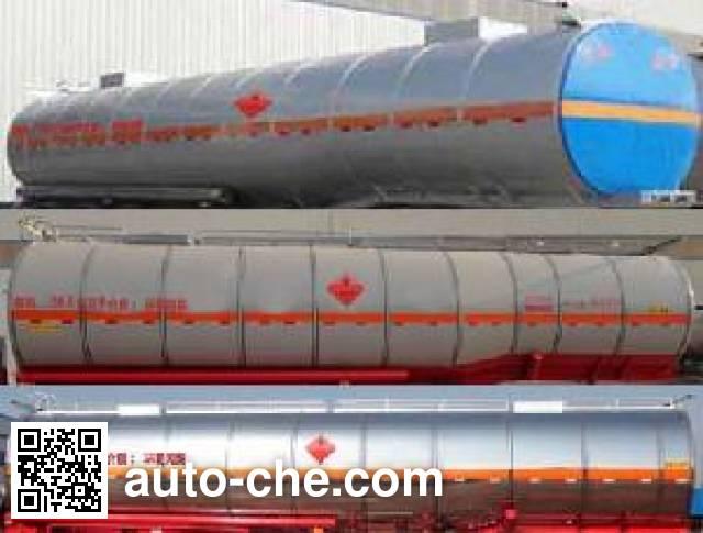 Zhengkang Hongtai HHT9402GRYC flammable liquid tank trailer