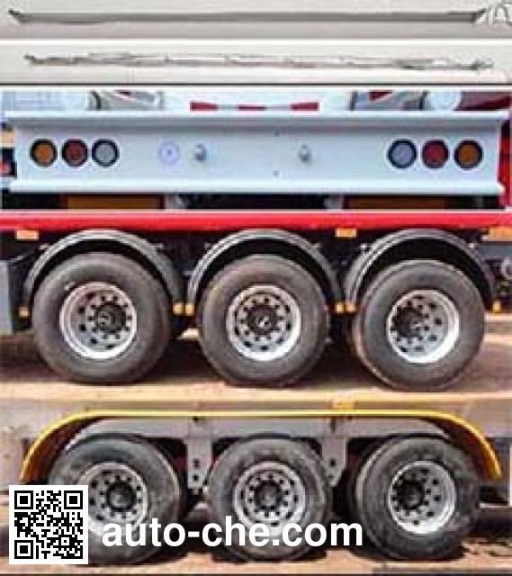 Zhengkang Hongtai HHT9403GYY oil tank trailer