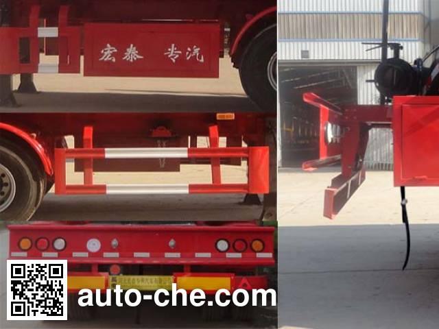 Zhengkang Hongtai HHT9404GLY liquid asphalt transport tank trailer