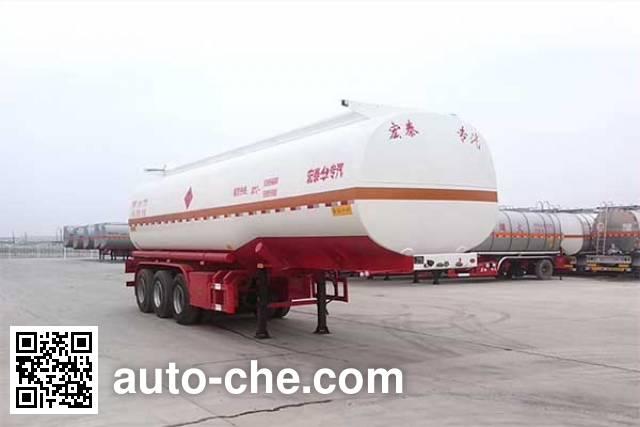 Zhengkang Hongtai HHT9409GYYA oil tank trailer