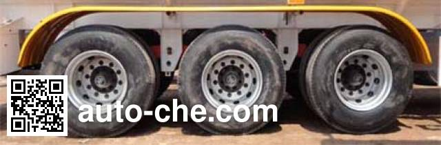 Zhengkang Hongtai HHT9406GFL medium density bulk powder transport trailer