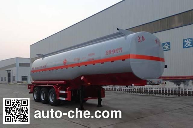Zhengkang Hongtai HHT9406GRYB flammable liquid tank trailer