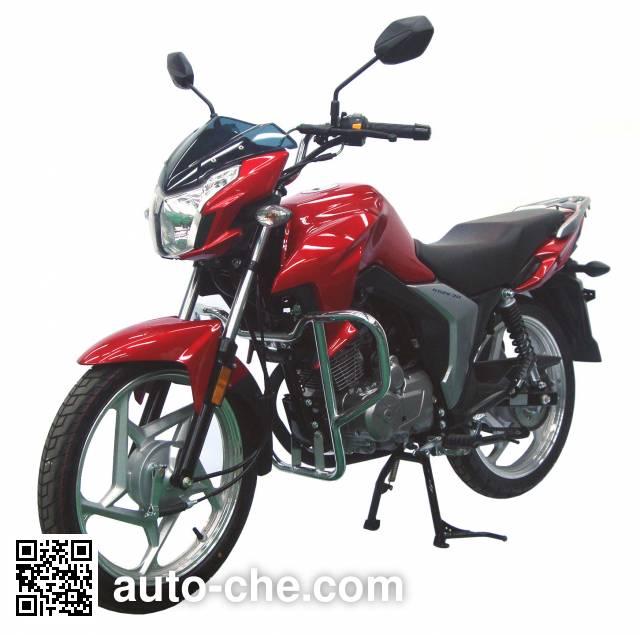 豪爵牌HJ125-30两轮摩托车