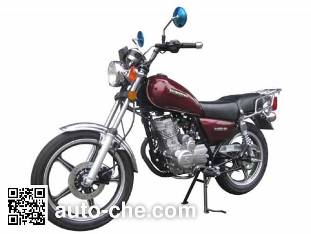 豪爵牌HJ125-8N两轮摩托车