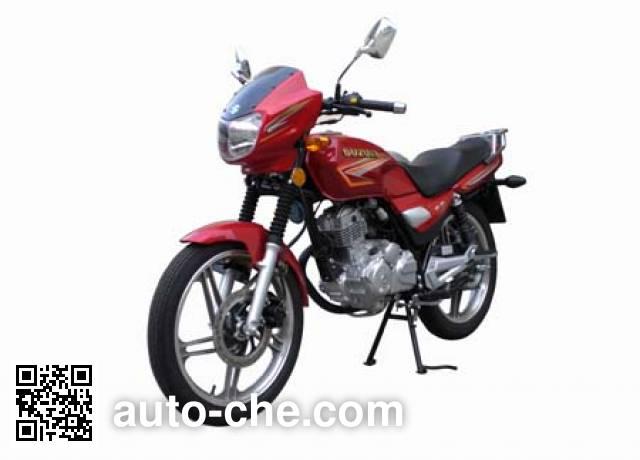 铃木牌HJ125K-3A两轮摩托车