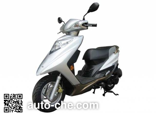 Haojue HJ125T-18F scooter