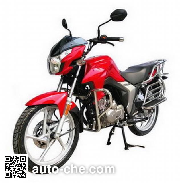 豪爵牌HJ150-30C两轮摩托车