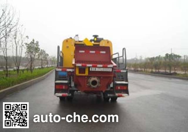 Shantui Chutian HJC5121THB truck mounted concrete pump