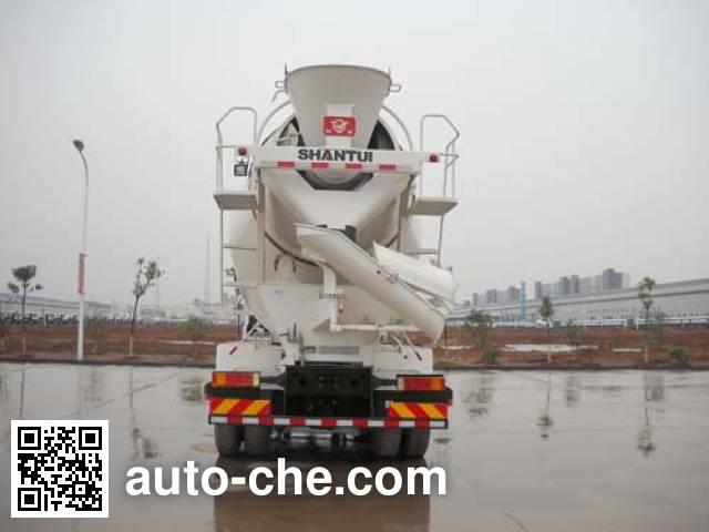 楚天牌HJC5161GJB混凝土搅拌运输车