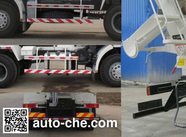 楚天牌HJC5250GJBD2混凝土搅拌运输车