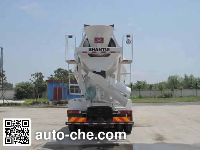 楚天牌HJC5251GJBD1混凝土搅拌运输车