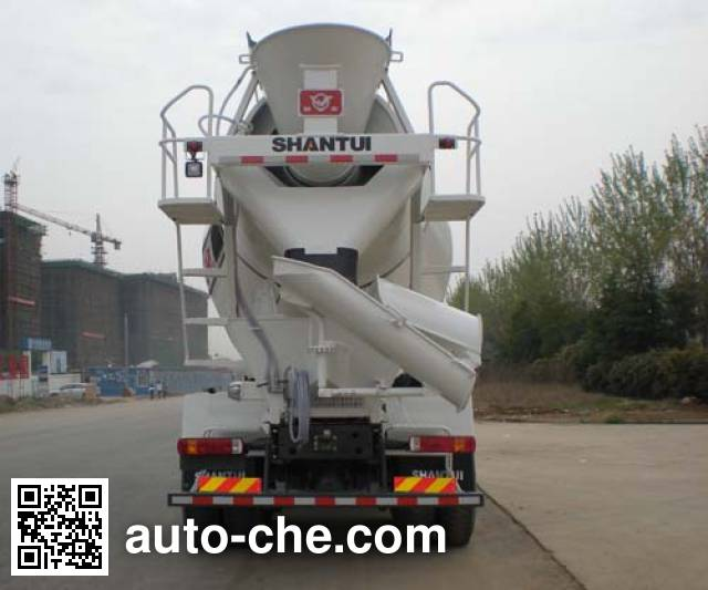 楚天牌HJC5251GJBD2混凝土搅拌运输车
