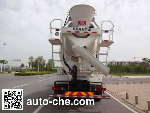 楚天牌HJC5253GJBD2混凝土搅拌运输车