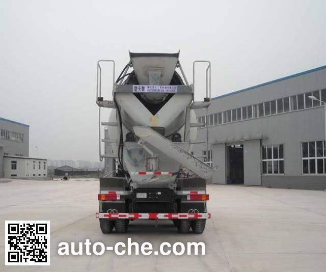 楚天牌HJC5256GJB混凝土搅拌运输车