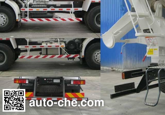 楚天牌HJC5256GJB2混凝土搅拌运输车