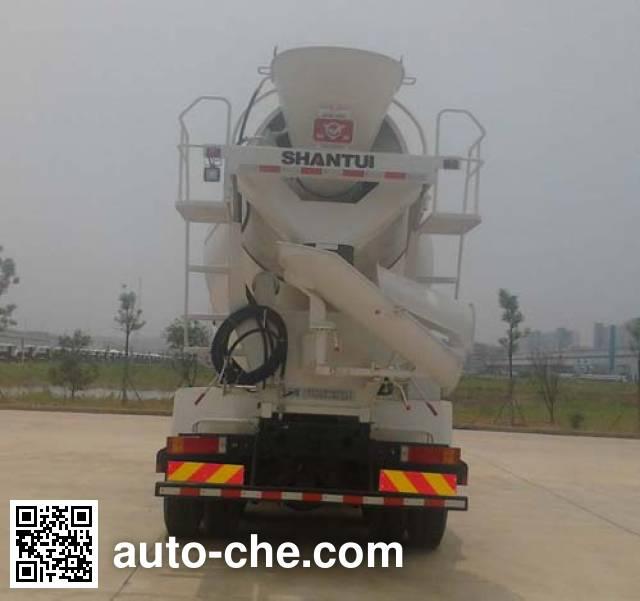 楚天牌HJC5259GJB2混凝土搅拌运输车