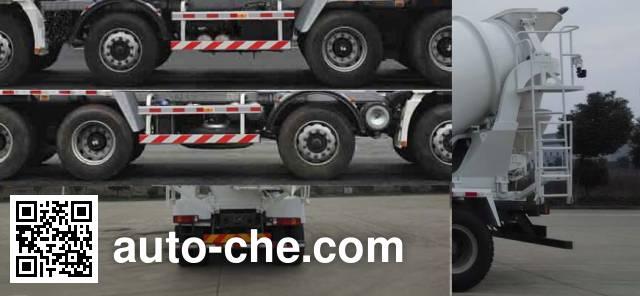楚天牌HJC5310GJBD2混凝土搅拌运输车