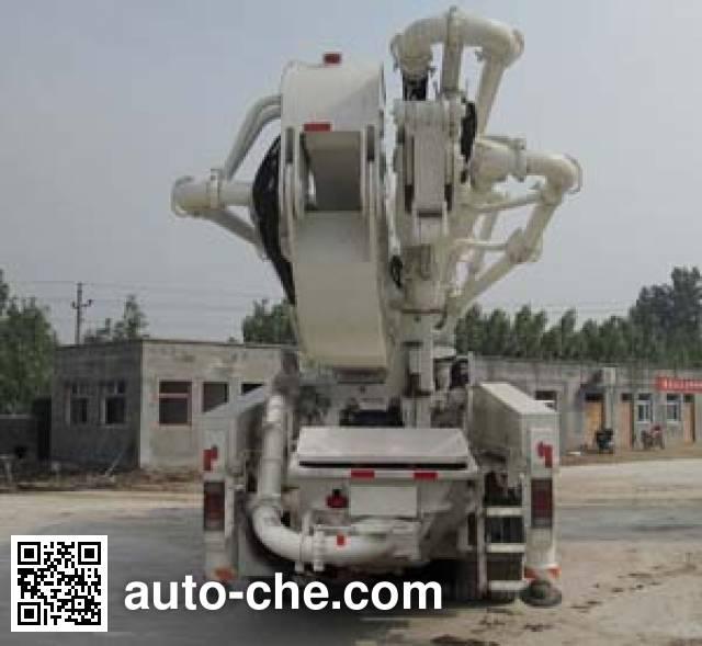 Shantui Chutian HJC5391THB concrete pump truck