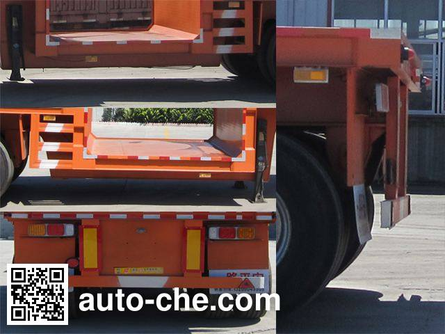 Jinjunwei HJF9270TTS molten iron trailer