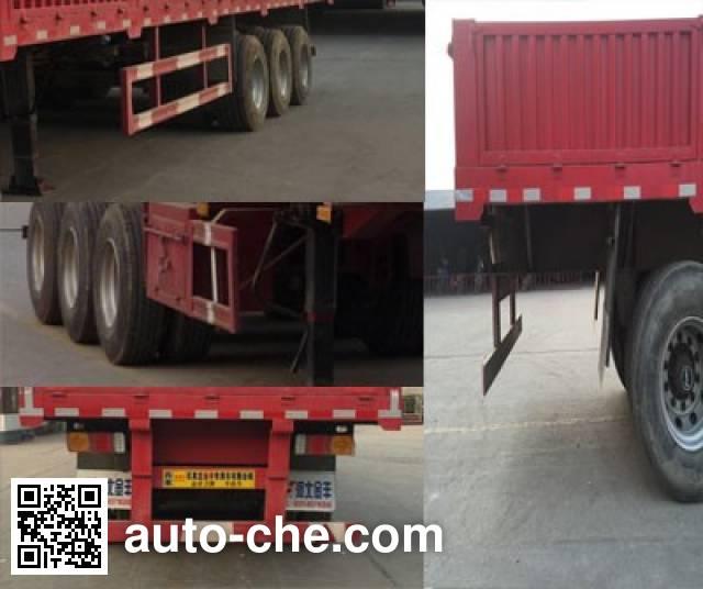 Jinjunwei HJF9371 trailer