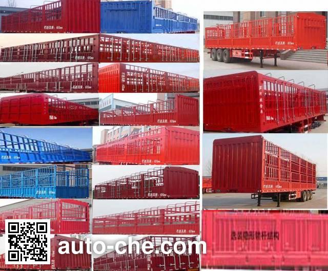 Jinjunwei HJF9401CCYA stake trailer
