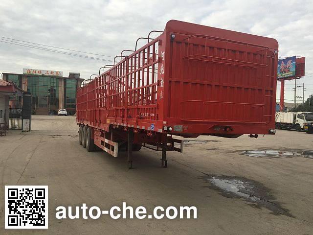 Jinjunwei HJF9372CCYA stake trailer