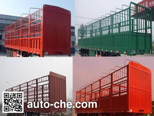 Jinjunwei HJF9400CCY stake trailer
