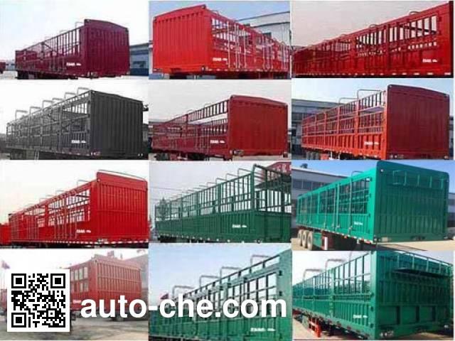 Jinjunwei HJF9400CCYB stake trailer