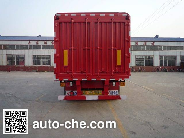 Jinjunwei HJF9402CCY stake trailer