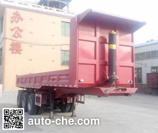 Jinjunwei HJF9402Z dump trailer