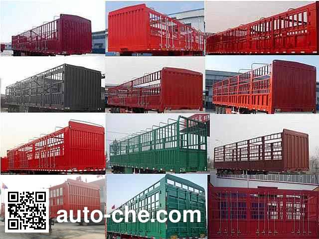 Jinjunwei HJF9405CCY stake trailer